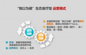 物以为硒宣布引进战略投资者,引领中国药膳养生文化走向资本市场