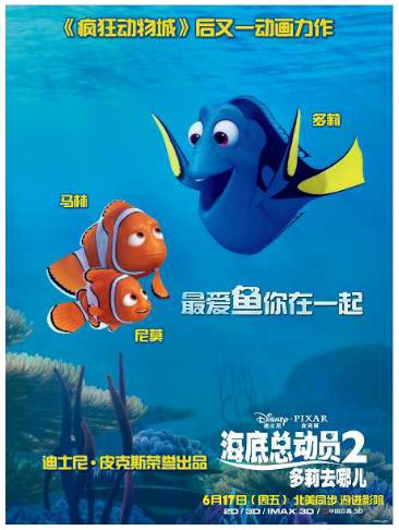 """《海底总动员2》热映,途家""""梦洁宝贝海洋房""""受追捧"""