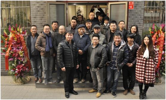 云亭远瞩——刘远征、刘少宁迎春作品展1月15日北京隆重开幕