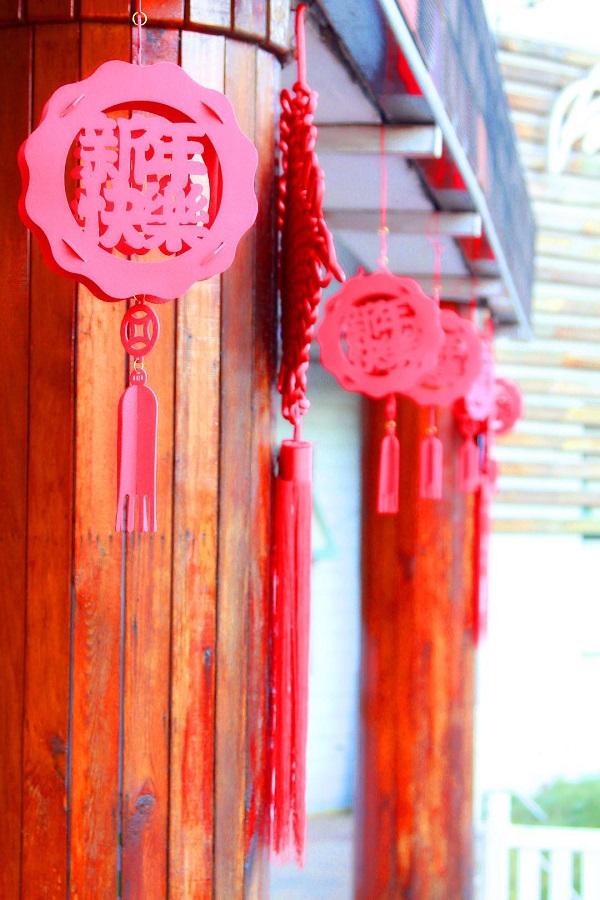 通州哈佛摇篮幼儿园新年新风尚 中国宝宝喜迎新的一年