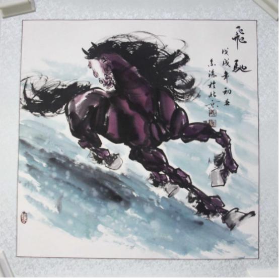 张金海 —— 中国当代最具收藏价值艺术家献礼两会