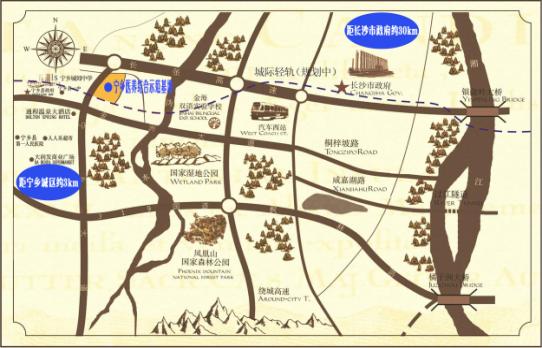 富彦斌 :正源长沙尚峰尚水:打造宁乡医养结合示范基地